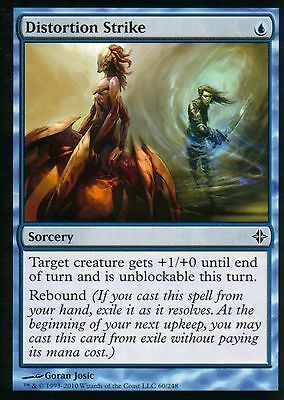 x4 thought distortion 117//280 uncommon core set 2020