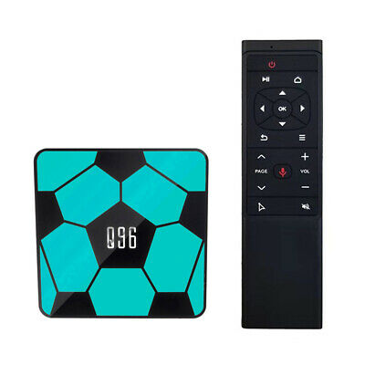 Q96 Smart Android 9.0 TV Box RK3229 Quad Core UHD 4K Lecteur multimédia 2 R4E3