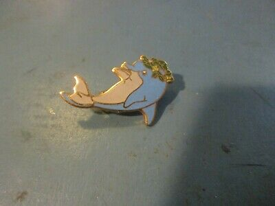 Vintage Dolphin Pin