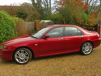 MG ZT 180+ Turbo Saloon 2004 One Owner from new