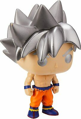 Funko Pop Animation: Dragonball Super - Goku Ultra Instinct Form Standard