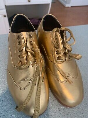 Miller and Ben Tap Shoes - Jazz Tap Master size 34.5, European size - Excellent