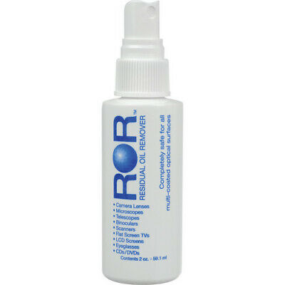 New - ROR Residual Oil Remover 2oz Pump