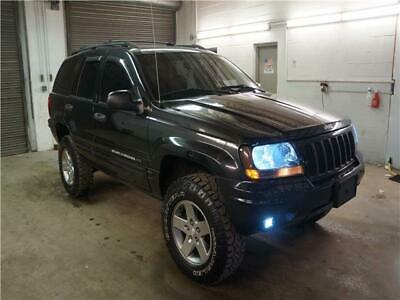 2004 Jeep Grand Cherokee Special Edition NO RESERVE . CLEAN . 4x4 . LIFTED . STRAIGHT SIX . LEATHER . ICE COLD AIR
