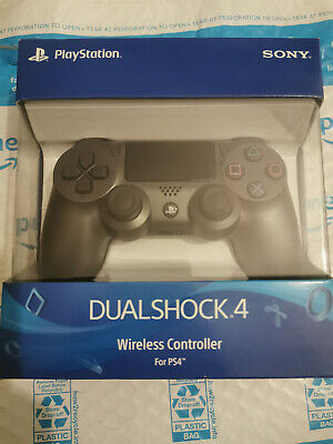 Official Sony PlayStation 4 PS4 Dualshock 4 Wireless Controller Jet Black