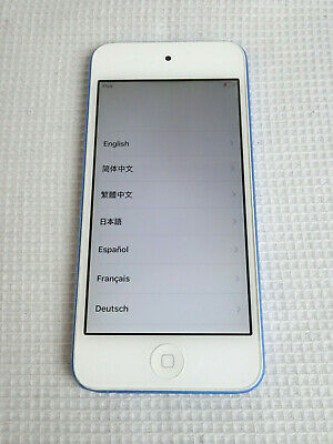 Apple iPod Touch 6th gen 16GB - Blue