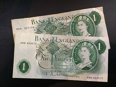 Replacement Banknotes O'Brien & Hollom