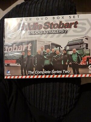 Eddie Stobart - Trucks and Trailers: The Complete Series 2 DVD (2012) cert E 4