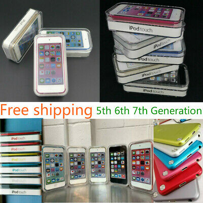 NEW Apple iPod Touch 5th 6th 7th Generation 16GB 32GB 64GB 128GB 256GB sealed
