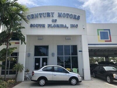 2000 Toyota Other  A/C CD AUX Cloth Seats Manual Windows 43 MPG Highway