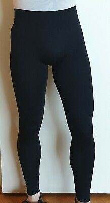 Collant legging Decathlon Domyos compression tights noir Taille XS