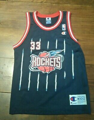 Maillot NBA Rocketts Pippen Champion Taille 10-12 ans