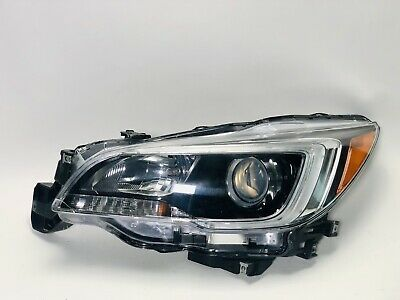 2015 2016 2017 Subaru Legacy Outback Headlight Xenon HID Driver Left OEM TESTED