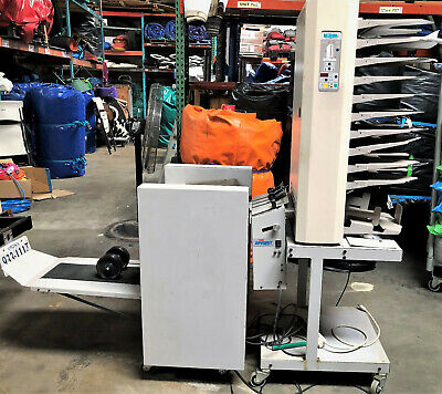 Maxxum Plockmatic Collator with MBM Sprint Booklet Maker