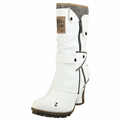 MUSTANG WINTER ANKLE Boots Womens Off