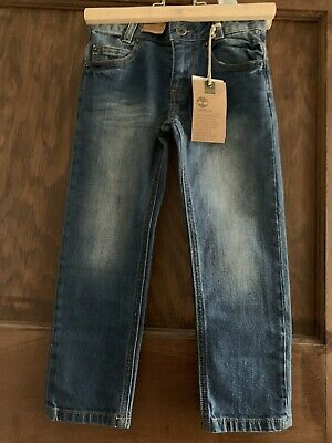 Boys Timberland Jeans BNWT 5years