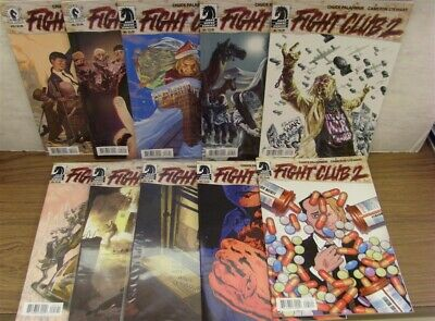 Fight Club 2 #5A Mack Variant NM 2015 Stock Image