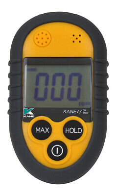 Kane KANE77 Carbon Monoxide Monitor and Personal Co Alarm