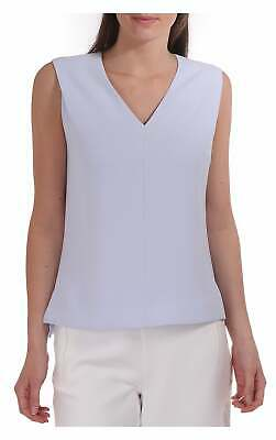 BNWT Ted Baker Dexi pale pink sleeveless blouse 1 8 NEW rrp £89 Paysy