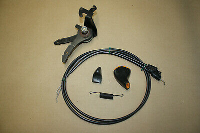 John Deere 325 335 Gx325 Gx335 Throttle & Choke Cables With Levers Am127992