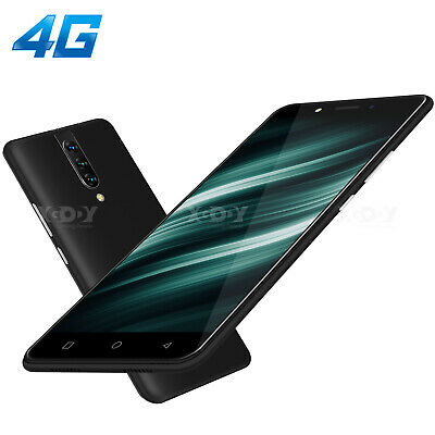 Cheap 4G LTE Unlocked Android 9.0 Mobile Phone Dual SIM 16GB Smartphone Phablet