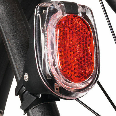 light not included Busch /& Muller Rear Mudguard Bicycle Light Protective Cage