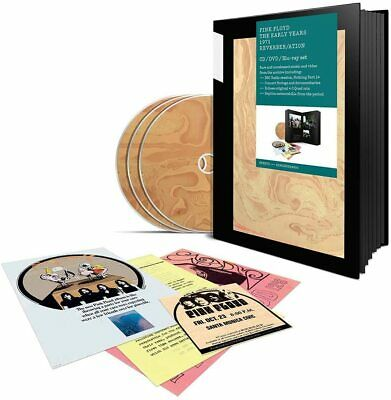 PINK FLOYD THE EARLY YEARS 1971 REVERBER / ATION CD / DVD / Blu-ray SET SEALED