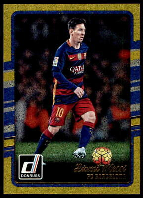 A0131 - Usted Recoger 10+Sin 2016 Donruss Imagen Perfecto Fútbol # S 1-49