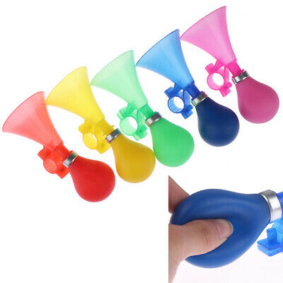1PSC Kids Bike Bicycle Cycling Air Horn Honking Hooter Squeeze Bike Bells Ring
