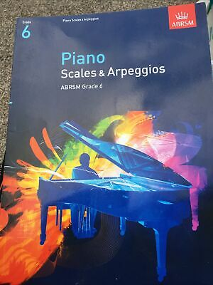 Piano Scales /& Arpeggios ABRSM Grade 2 from 2021 Music Book SAME DAY DISPATCH