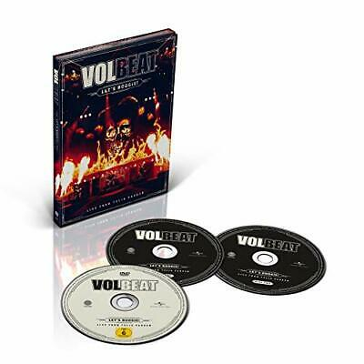 Volbeat - Let's Boogie! - Volbeat CD 2PVG FREE Shipping