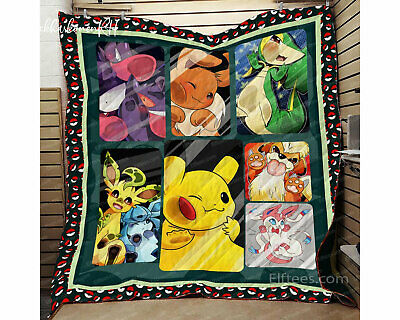 3D Colourful Tik Tok Throw Blanket for Nap Toddler Crib Couch Sofa Travel Siesta