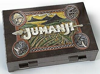 Jumanji World/'s Smallest Porte-clé réplique du jeu