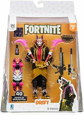 Fortnite 6 Inch Valkyrie Fortnite Legendary Series 6 Inch Drift Nomade Action Figure By Jazwares New 29 99 Picclick