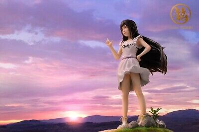 Mayflies Studio Ff7 Final Fantasy Tifa Lockhart 1 4 Resin Us Seller In Hand 500 00 Picclick