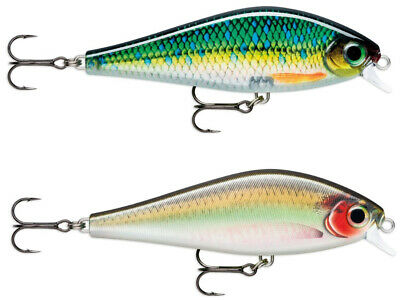RAPALA SUPER SHADOW RAP 11=*NEW FOR 2021*=3 DIFFERENT COLORED FISHING LURES