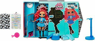 LOL Surprise! OMG Class Prez Fashion Doll with 20 Surprises Series 3 NEW SEALED