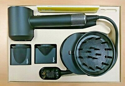 Dyson Supersonic Hair Dryer - Black - Refurbished (Without Box)