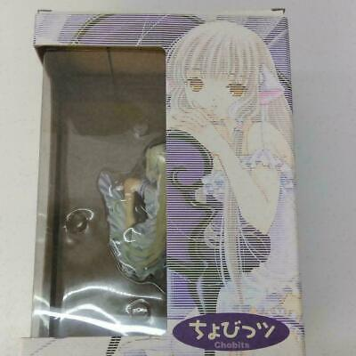 Chobits Chii Figure Benefit Of Chobits Comic Vol.7 Limited First Edition USED