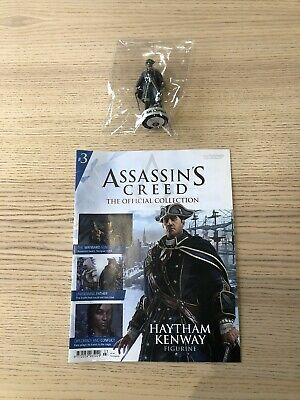 Assassin/'s Creed Hachette Official Collection BAYEK Issue 21
