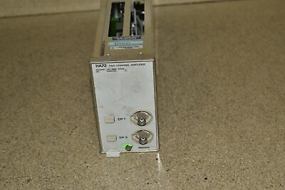 TEKTRONIX 11A72 Due Canale Ampplificatore Spina IN (TP2041)