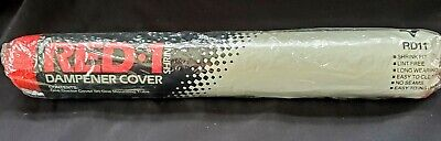 Red-1 Shrink Dampener Cover RD11 Ductor Cover on Mounting Tube New in Package