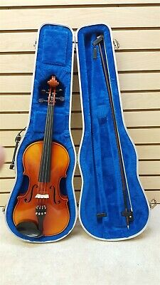 Great Condition 1987 Suzuki model 220 4/4 Violin with Bow and Case made in Japan