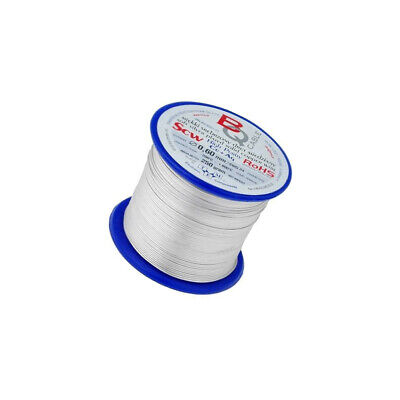 SCW-0.60/250 Silver plated copper wires 0.6mm 250g 104m -200-800°C BQ CABLE