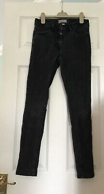 Girls Next Skinny Jeans age 13 Years black
