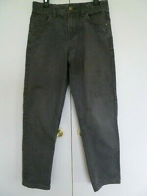 Boys Denim Co Grey Jeans Age 8 - 9 years Slim Fit