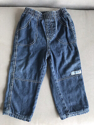 Baby Boys George Tigger Blue Jeans Age 9-12 Months