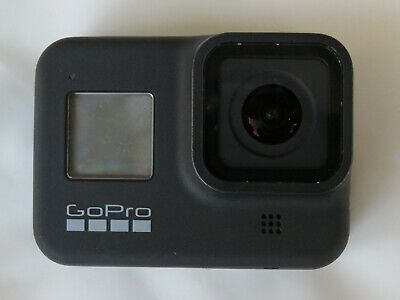 GoPro HERO8 Black Action Camera, Camera & Battery Only, Good Used Condition NR!
