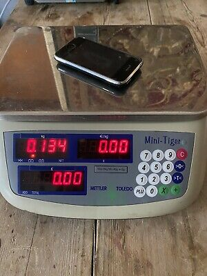 mettler toledo scales balance for shop / commercial / lab super accurate A1!