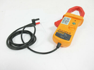 Fluke I410 Ac/Dc Current Clamp To 400 A ~ Cat Iii 600 V Rating Multimeter ~ Ii